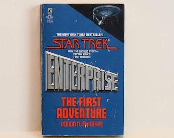 Star Trek Enterprise The First Adventure book