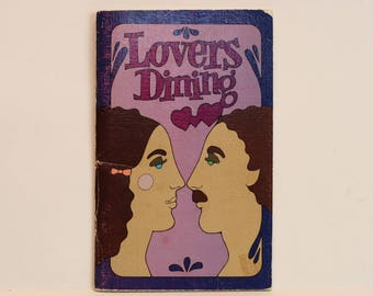Lovers Dining Cookbook 1970