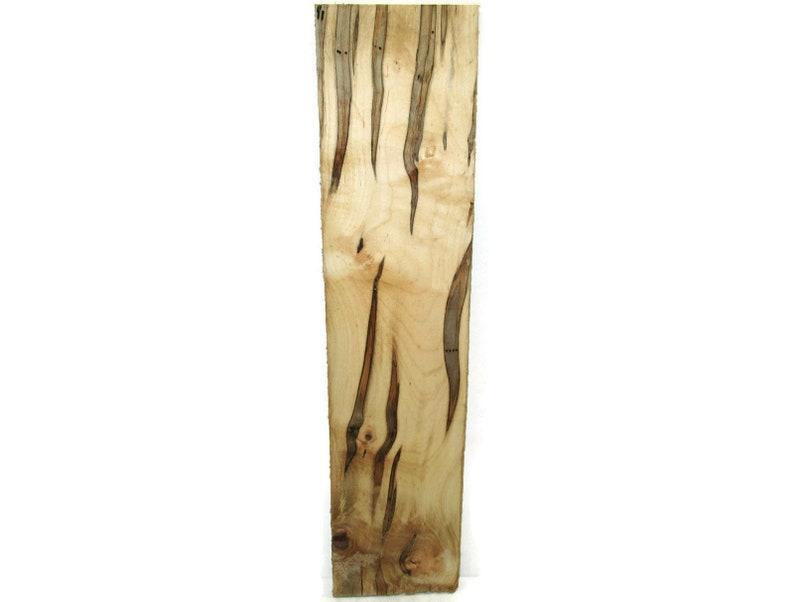 Craft Supply Ambrosia Maple Slab Unfinished Lumber