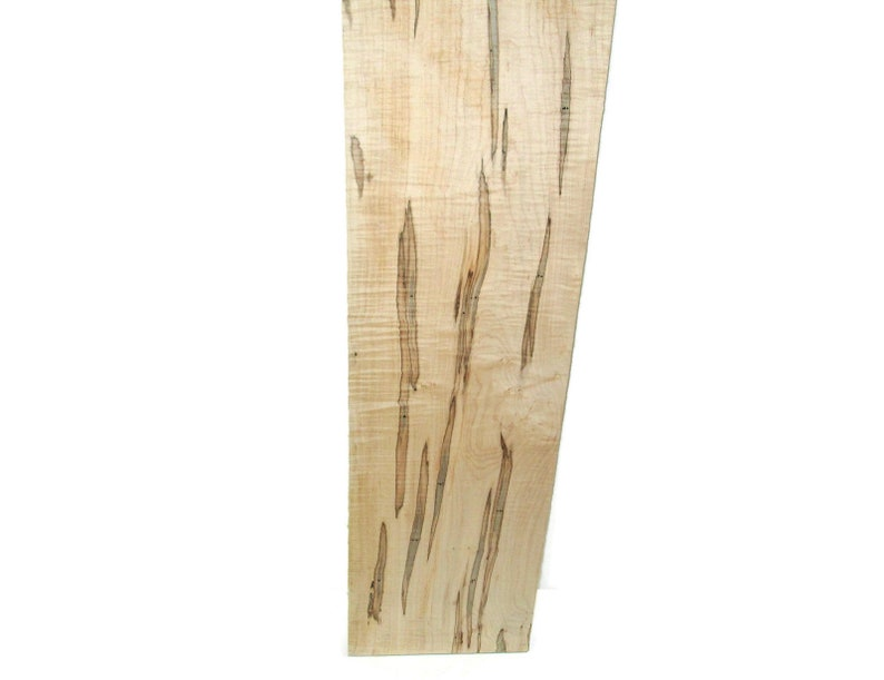 Wide Maple Lumber Maple Wood Lumber Unfinished Tiger Maple Wood