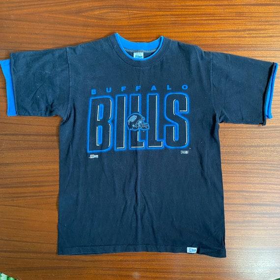 Vintage Salem Sportswear Buffalo Bills Tee, Size M