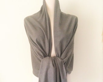 f4c35eff4 Extra Large Cashmere Scarf, Large Cashmere Shawl Cashmere Wrap, Cozy Soft  Cashmere Throw, Women's Fashion, Holiday Gifts, Skin Soft