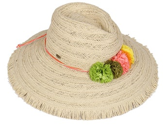cc957827b2abc Straw Summer Bucket Hat