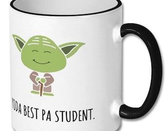 PA student mug,pa school,pa college,pa student life,pa student joke,pa humour,future pa,aspiring pa,physicians assistant,physician associate