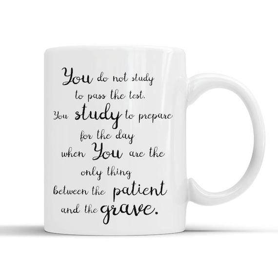 Gift For New Doctor Medical Student Graduation Gift Med Student Mug Doctor Gifts