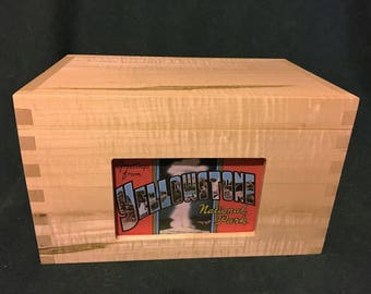 Memory Box - Maple