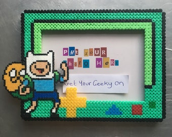 Adventure Time  Pixel Frame