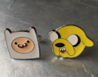Finn and Jake Cufflinkx