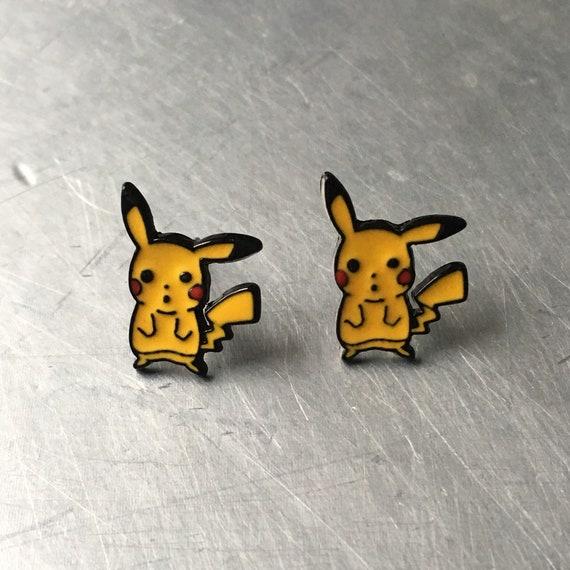 boucle d'oreille pokemon