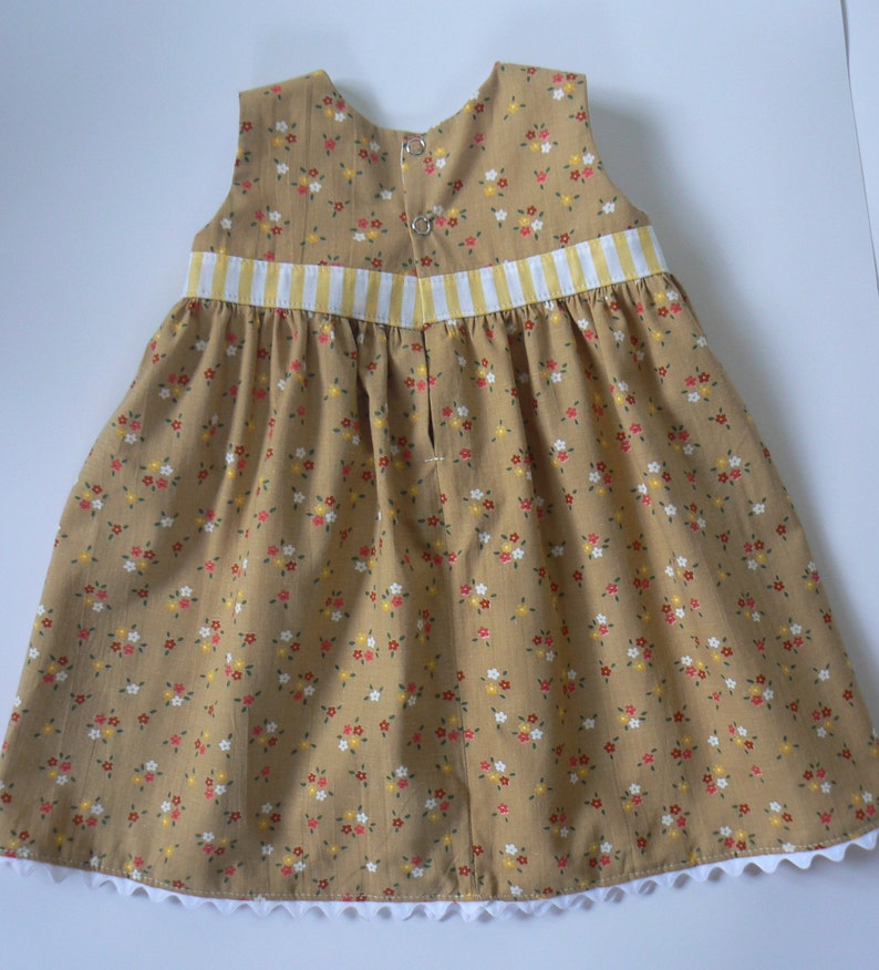46e7146b1 Easter Dress Spring Dress 6/12 Month Dress Birthday Dress | Etsy