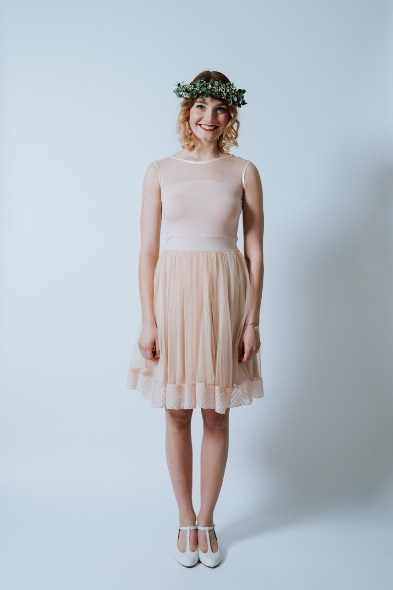 Tulle Dress Candyfloss image 0