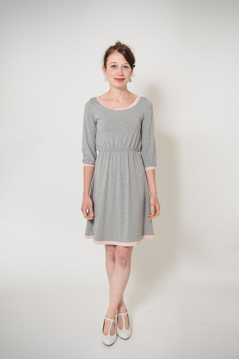 Jersey Dress Mélange image 0