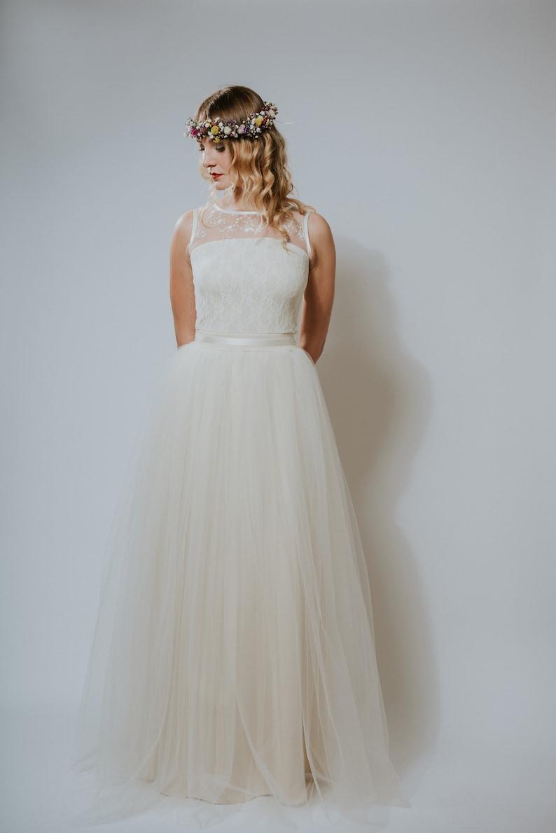 Floor-Lenght Wedding Dress  Snowdrop  image 0
