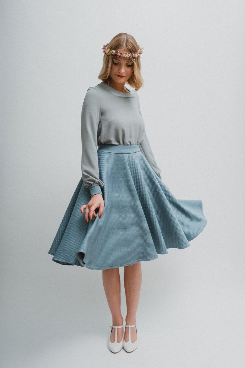 Dress Anemone Blue   image 0