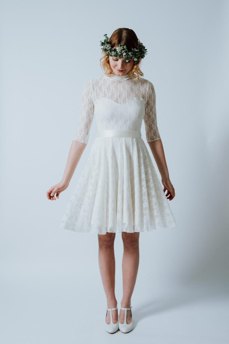 Wedding Dress Dove image 0