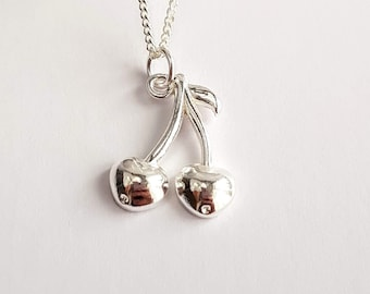 Cherry necklace  b9b2914a9106