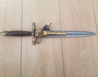 Vintage pistol/sword