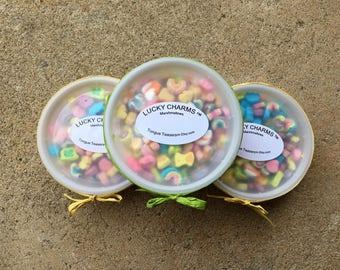 Lucky Charms Marshmallows;  Marshmallows;  Just the Marshmallows;  Marshmallows Only;  Only Marshmallows