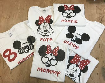 Diney tshirt for all occasions