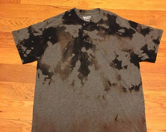 Distressed Bleached t-shirt
