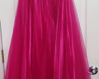 Sequin Ball Gown SIZE Medium