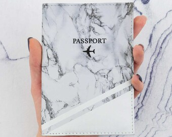 Passport Cover Leather Case For Passport Travel Accessories Personalized Gift Printed Cover Wallet Travel Custom Design Leather Cover СP6010