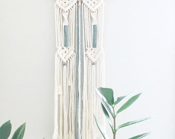 Copper Macrame