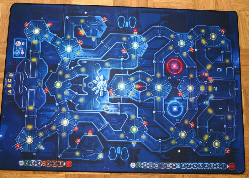 Neopren playmat for Nemesis image 0