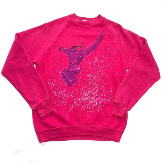 Vintage 80s Park City Jerzees Crewneck Sweatshirt