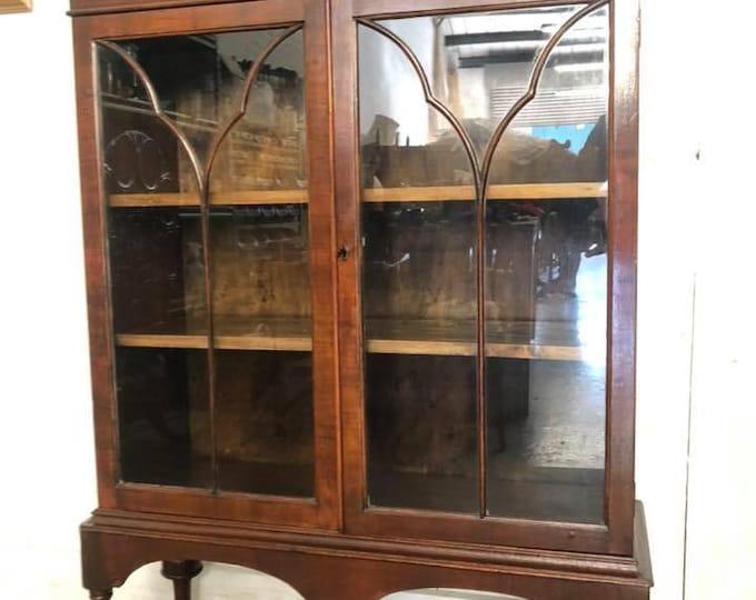 Antique Display Cabinet C1930