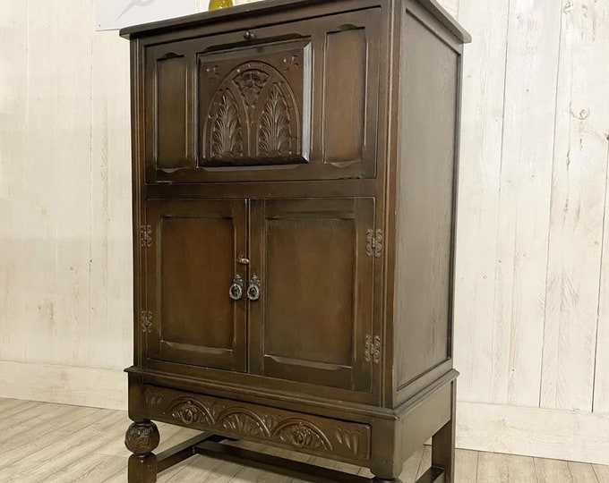 Cocktail Cabinet by Stanley Wood of Olney