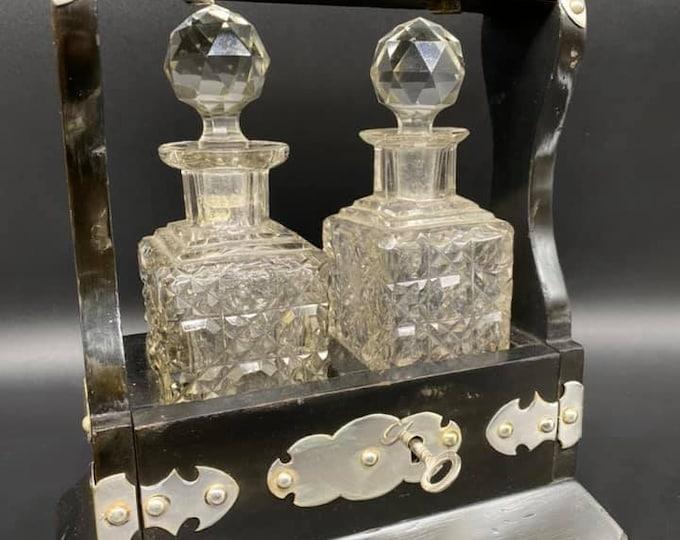 Victorian Miniature Tantalus