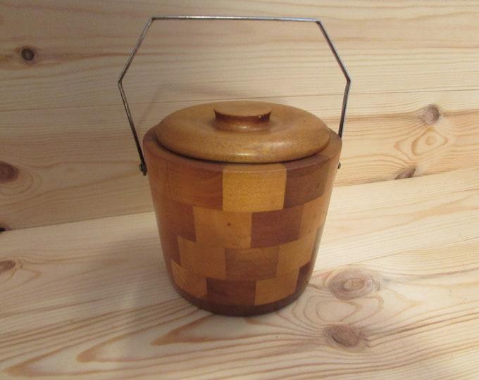 Cambridge ware Ice Bucket with Liner