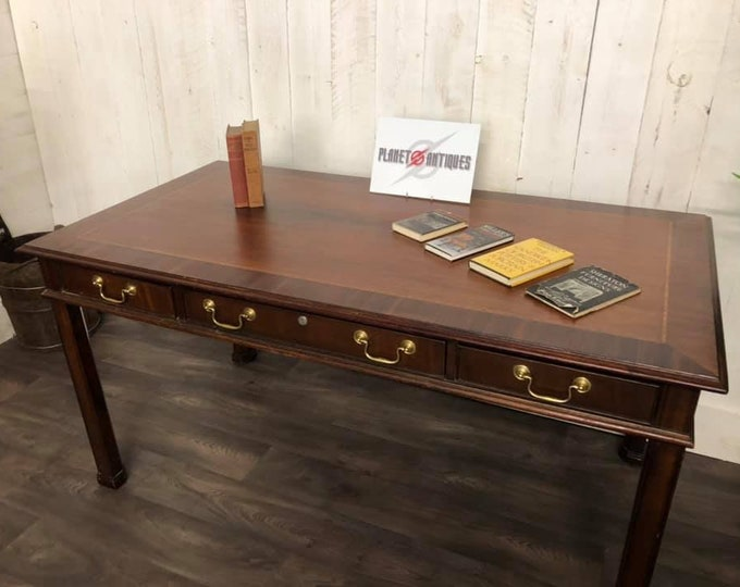 Large American Desk by Councill
