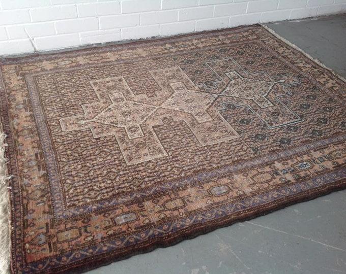 Stunning Turkish Rug 158 x 126
