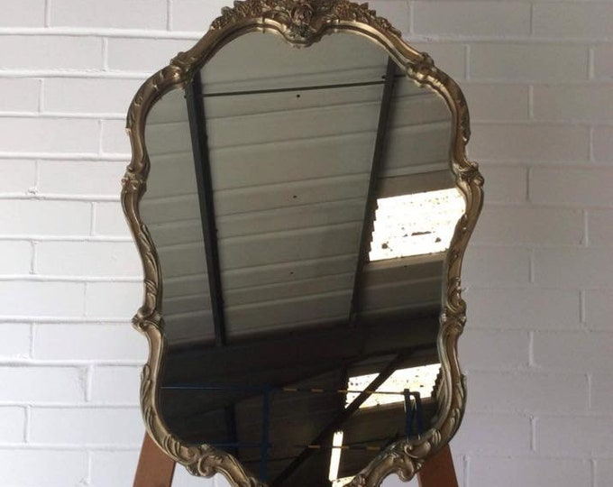 Smart Decorative Vintage Atsoma Hall Mirror Wall Mirror
