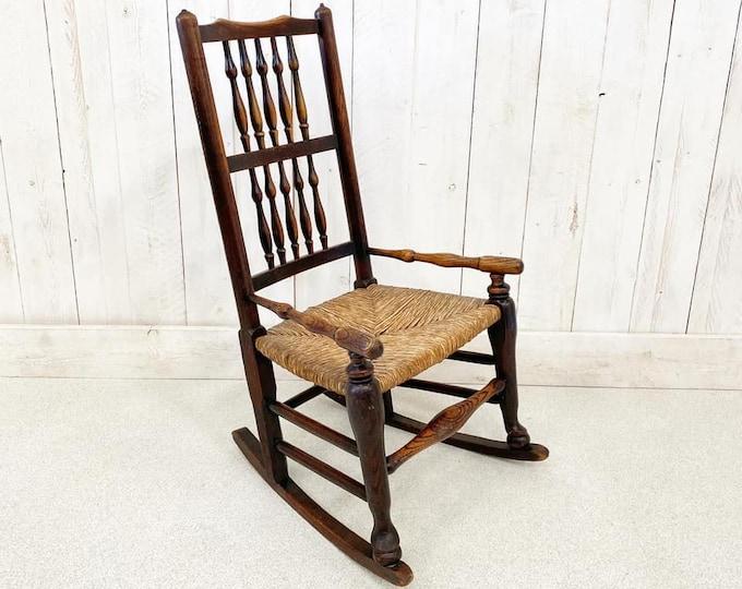 George 3rd Rocking Chair
