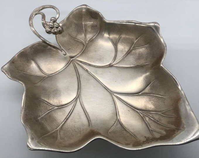 Antique WMF Plated Berry Dish