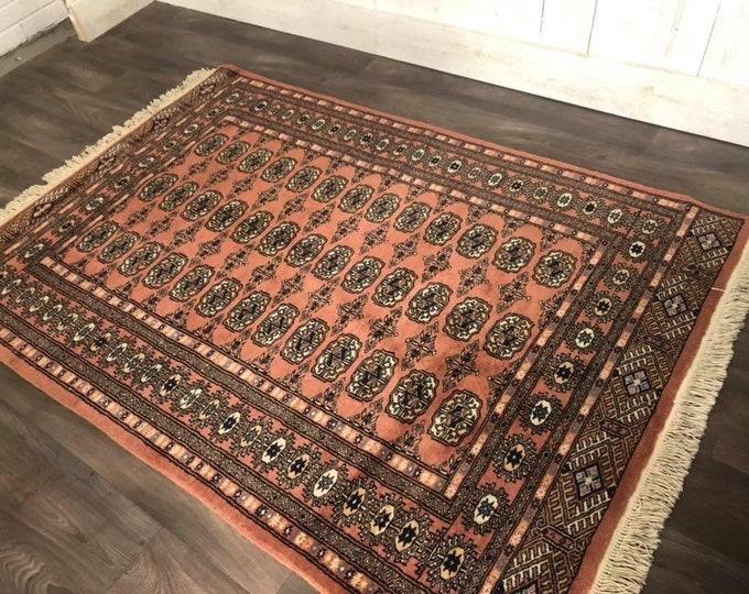 Stunning Vintage Ground Rug