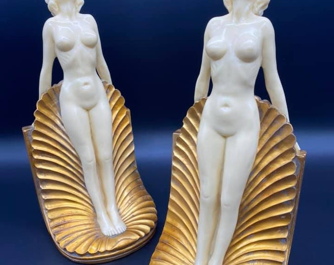 Pair of Art Deco Bookends