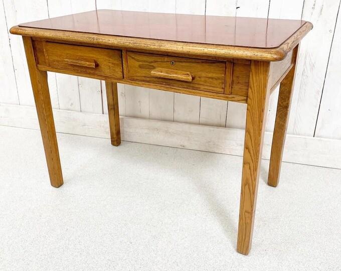 Mid Century Abbess Desk