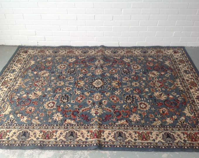 Large Country House Interior Design Rug 225 x 158cm