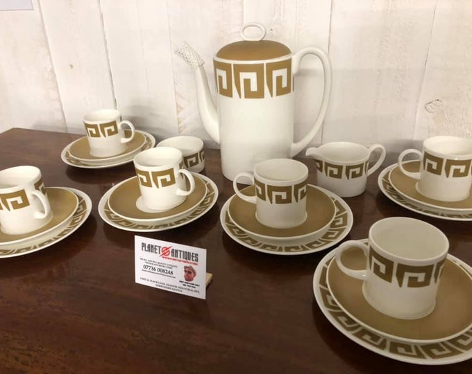 Wedgwood Susie Cooper Coffee Set