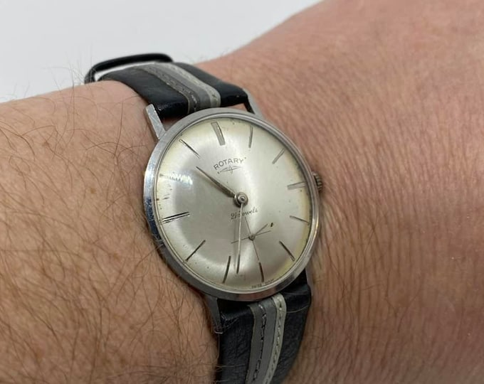 Vintage Rotary Mens Wristwatch