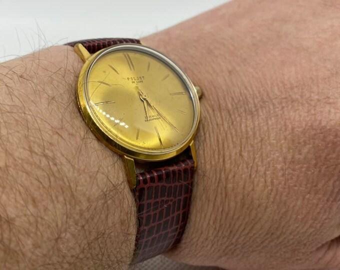 Vintage Poljot Wristwatch