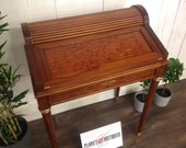 Parquetry Writing Desk
