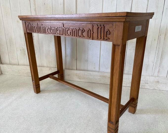 Ecclesiastical Alter Communion Table