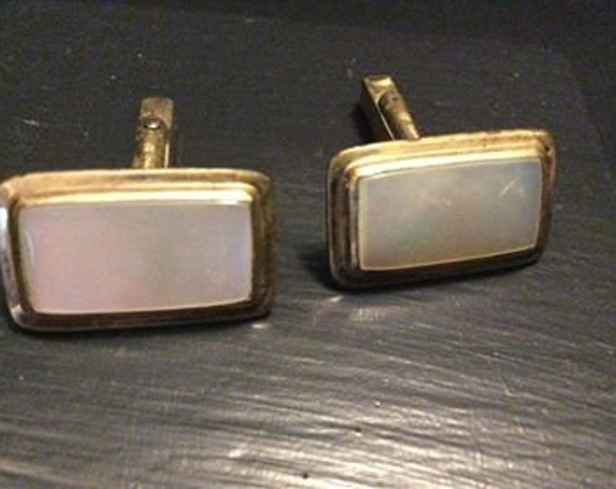 Vintage Cufflinks C1960 Wedding Cufflinks Shirt Cuff Links JO104