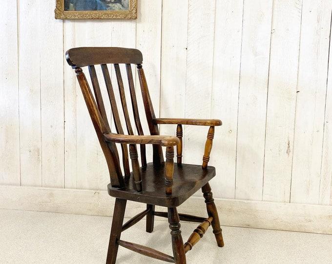 Antique C1820 Windsor Chair Superb Item