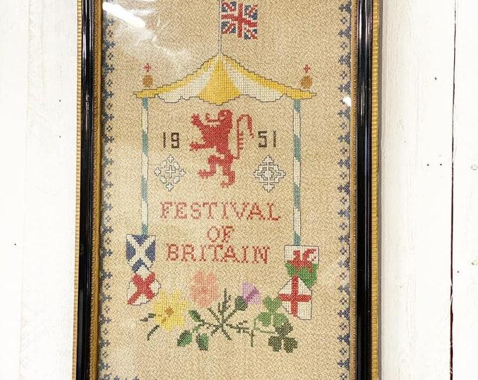 Festival of Britain Sampler